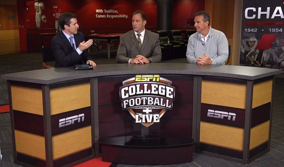 Urban Meyer on College Football Live
