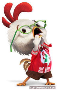 Buckeye fans have a tendency to play Chicken Little.