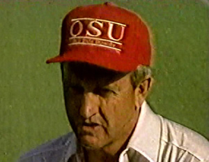 John Cooper, interviewed before the 1988 LSU game