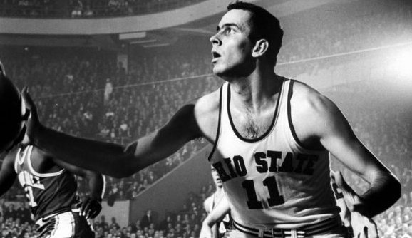 Jerry Lucas: inarguably the greatest player in the history of Ohio State basketball