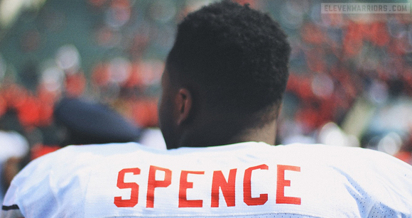 Noah Spence must step up (he will)