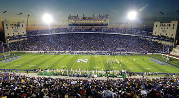 Ohio State has a night date at Ryan Field in October