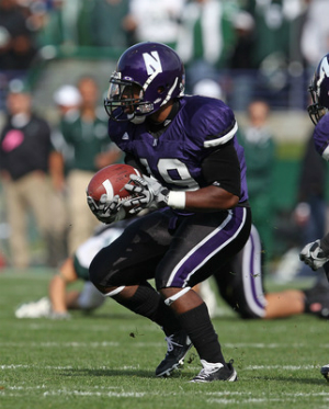 We don't really hate Northwestern...yet.
