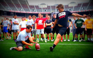 Ohio State lands kicker of the future