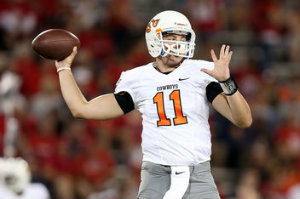 Wes Lunt basically had no other choice