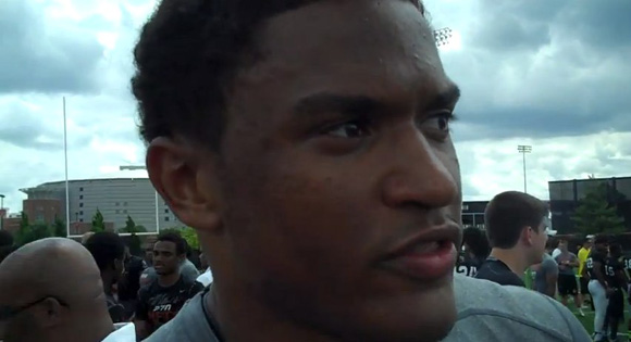 Dante Booker speaks about NFTC Columbus