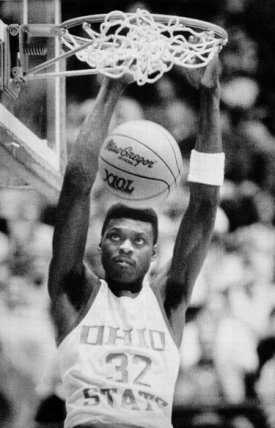 Hopson had a rare ability to balance a basketball on his head
