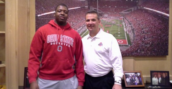 Jones was a regular at Ohio State in the last year.