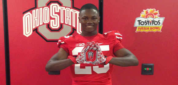 Welcome to Ohio State, Terry.