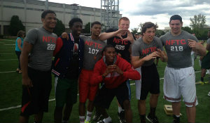 Ohio State commits at Sunday's NFTC in Columbus
