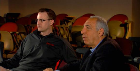Tom Herman breaks down his offense to the BTN's Gerry DiNardo