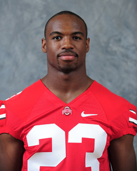 Ohio State nickleback Tyvis Powell is ready to rock.