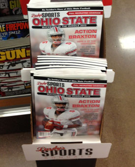Ohio State Buckeyes in the Huddle 2013 on sale now
