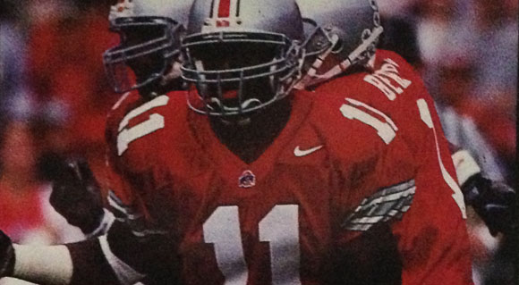 'Toine was a beast for the Buckeyes. And beyond.