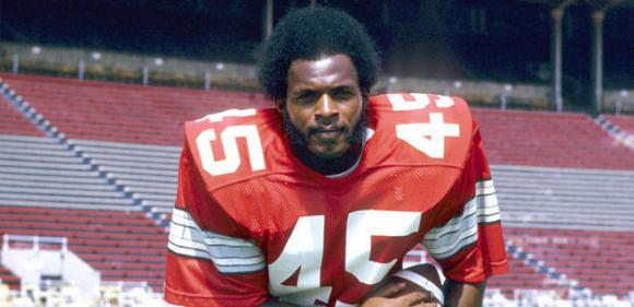 Archie Griffin is twice as nice.