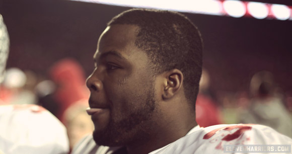 Columbus Police are reviewing surveillance video footage of an incident involving Ohio State running back Carlos Hyde.