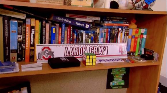 Newsflash: Aaron Craft is still smart.