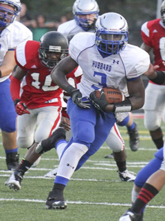 Will Larry Scott be the next great Buckeye state running back in Columbus?