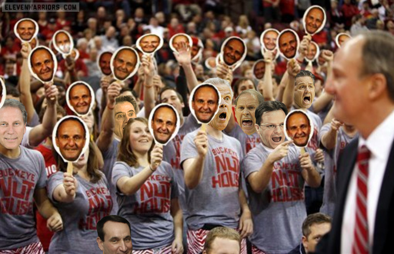 THAD MATTA HAD A PARTY AND EVERYONE SHOWED UP