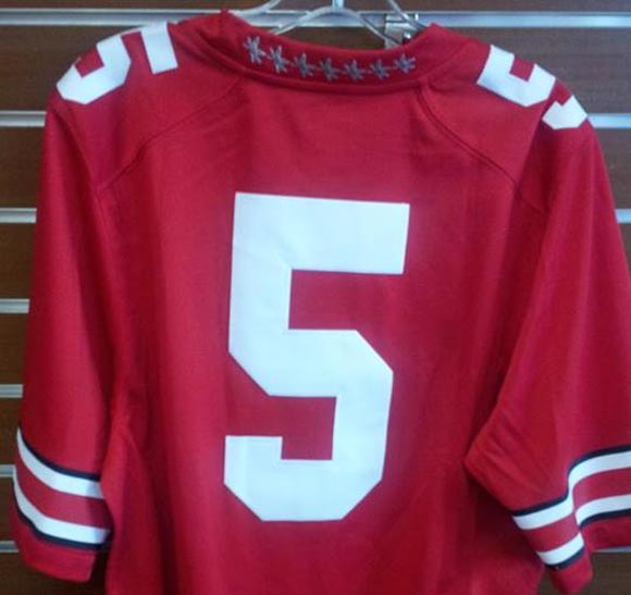 check out 4781a bd98b New Ohio State Football Jerseys Appear in Columbus | Eleven ...