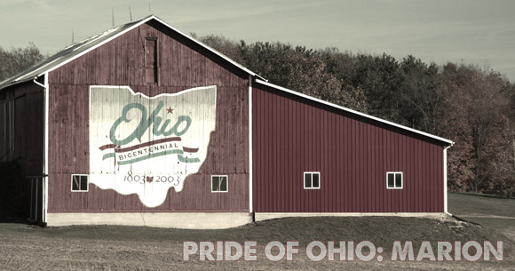 Marion is your Pride of Ohio