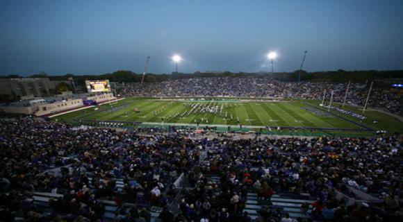 Ohio State lost at Northwestern in a 2004 night game.