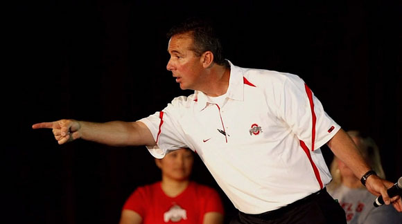 One word to desribe Ohio State coach Urban Meyer: driven.