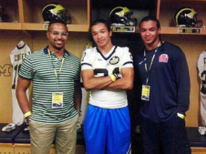 Michigan could turn down four-star recruit