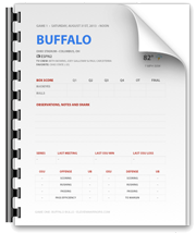 Buffalo Bucknotes – FREE!