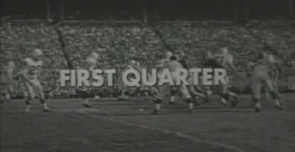 Catch classic Ohio State football games on YouTube. Thank you, internet.