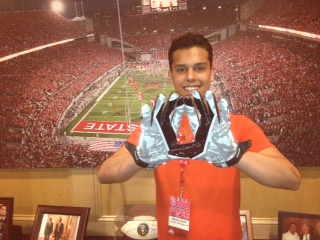 Buckeye dreams are nothing new to Danny Clark
