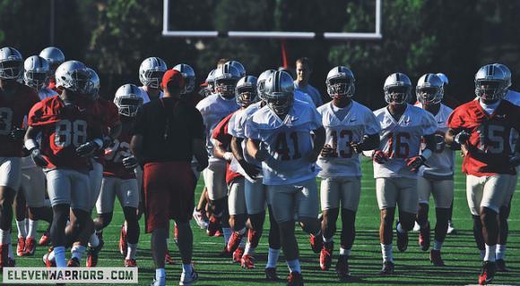 The freshmen are coming.
