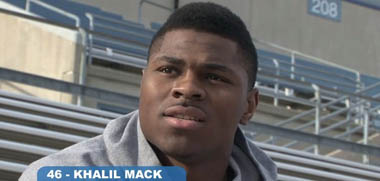 Khalil Mack is the truth