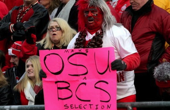 And all the Whos in Whoville celebrated Ohio State's BCS bid