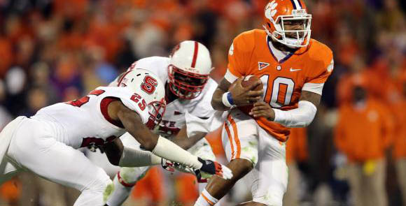 Tajh Boyd and Clemson. Can they avoid a Clemsoning?