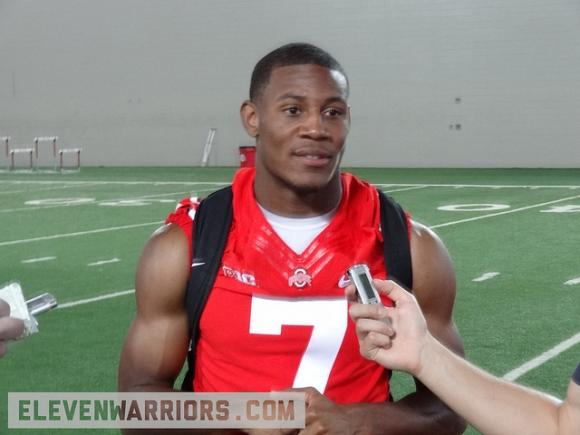 Vonn Bell has impressed coaches throughout fall camp.
