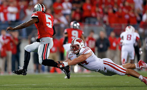 Braxton Miller is your Big Ten Offensive Player of the Week