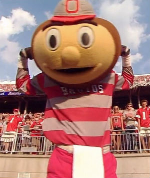 Brutus is ready to take on all comers.