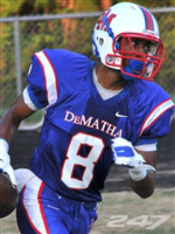 2/13's of the Badgers' class comes from DeMatha HS.