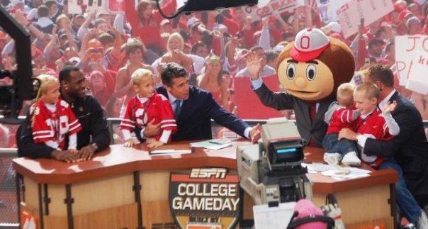 ESPN GameDay.