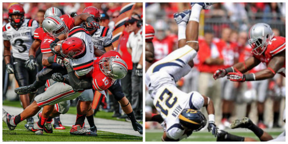 Cal is head over heels to play the Buckeyes this week