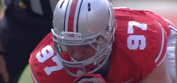 Bosa's sttrength is off the charts for a freshman
