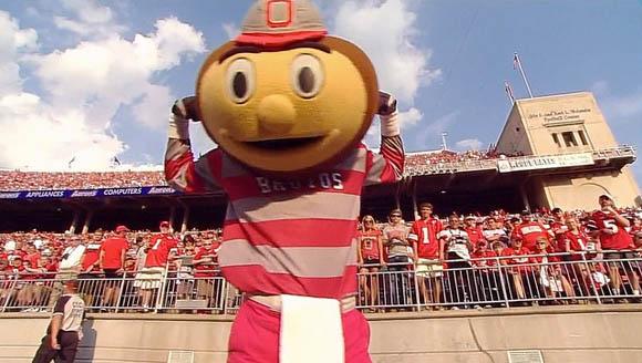 Brutus is cool with the new rankings.