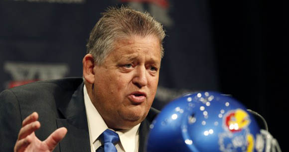 It's Charlie Weis' world. We're just living in it.