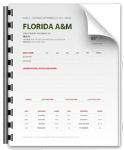 Florida A&M Bucknotes – FREE!