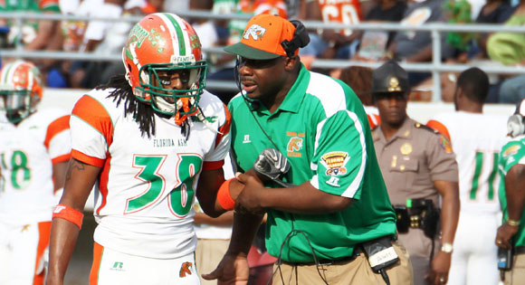 Earle Holmes and FAMU will be cashing a giant check.