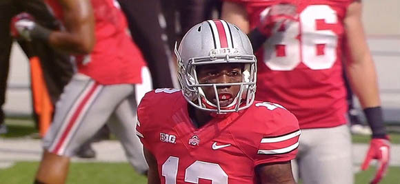 Kenny Guiton broke another school record on Saturday.