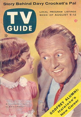 Kids say the darndest things to Art Linkletter.