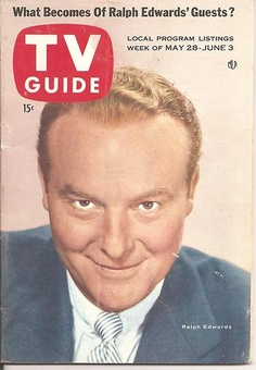 Ralph Edwards, TV Guide Cover