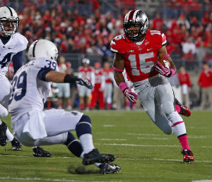 EzE will haunt Big Ten defenses for years now